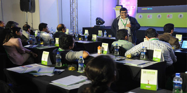 Ankur Shiv Bhandari addressed Food and Grocery Forum India 2014 at Mumbai on 'How to Influence Purchase Decisions of Shoppers'